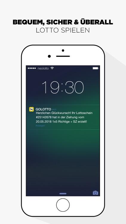 Lotto und EuroJackpot spielen screenshot-4