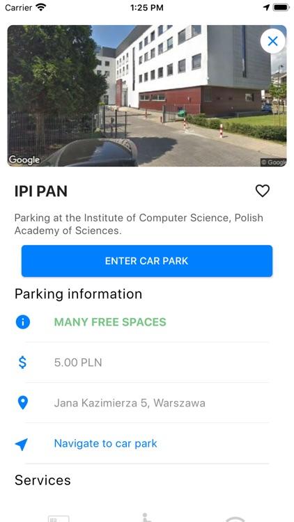 NaviParking screenshot-4