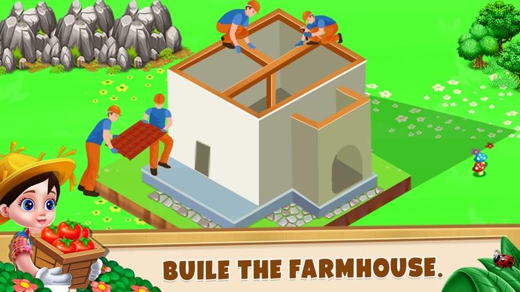 Farm.House - Fun Farming Games screenshot-6