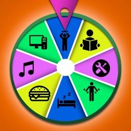 Spin The Wheel Decision Maker