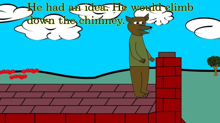 Three Little Pigs - A Fable screenshot-4