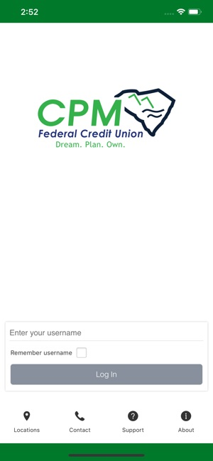 Cpm Federal Credit Union >> Cpm Mobile Banking On The App Store