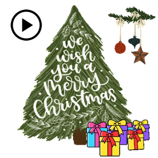 Merry Christmas Animated Gif App For Iphone Free Download Merry Christmas Animated Gif For Ipad Iphone At Apppure