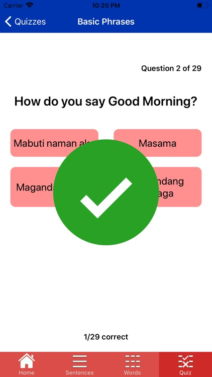 learn Filipino Easy screenshot-9