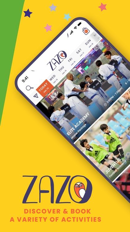 Zazo screenshot-0