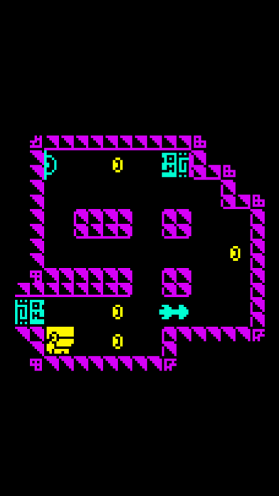 Tomb of the Mask: Color Screenshot