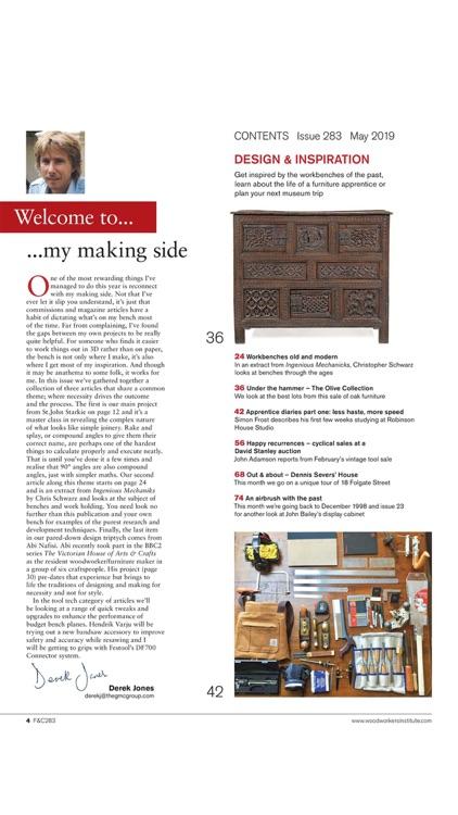 Furniture & Cabinetmaking
