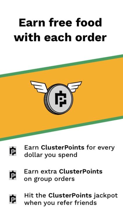 ClusterTruck: Food Delivery screenshot-5