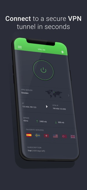 VPN by Private Internet Access on the App Store