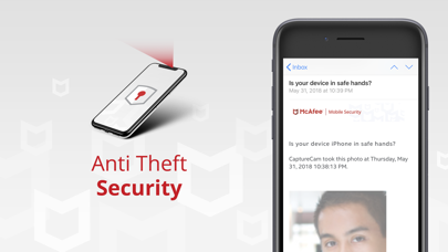 Mobile Security: Privacy App Screenshot