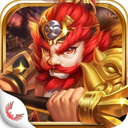 英雄纪:横版三国策略游戏