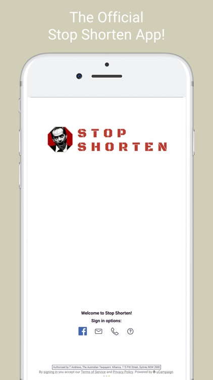 Stop Shorten screenshot-0