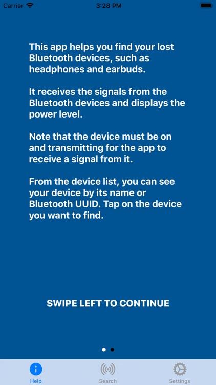 Find My Headphones & Devices screenshot-3