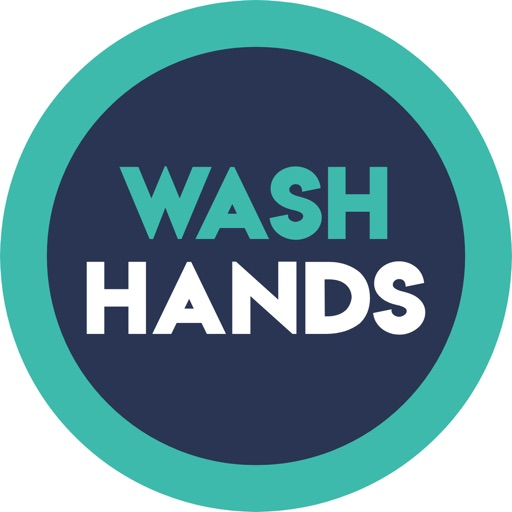 Wash Hands: Reminder icon