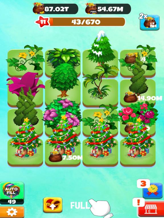 Idle Gardener screenshot 5