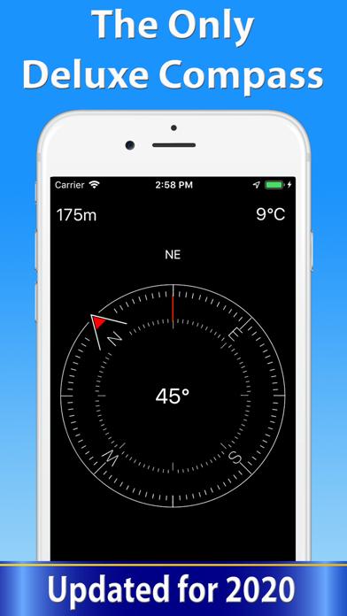 Compass∞ screenshot one