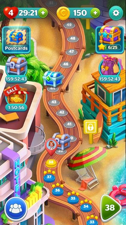 Traveling Blast screenshot-6