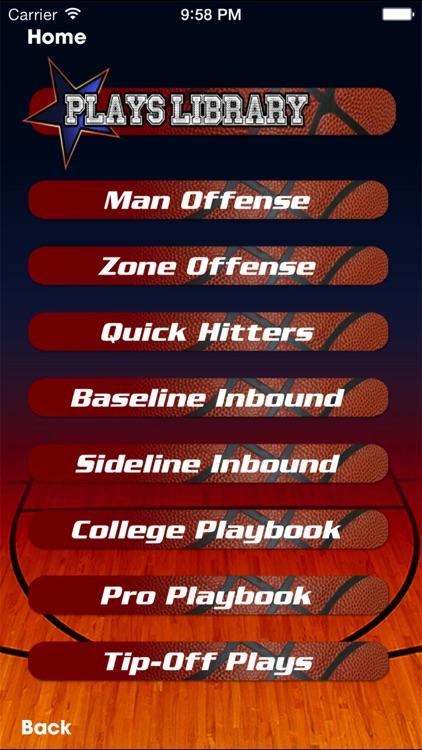 Assistant Basketball Coach screenshot-3