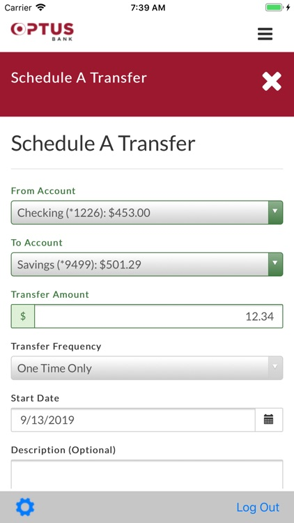 Optus Bank Mobile Banking screenshot-6
