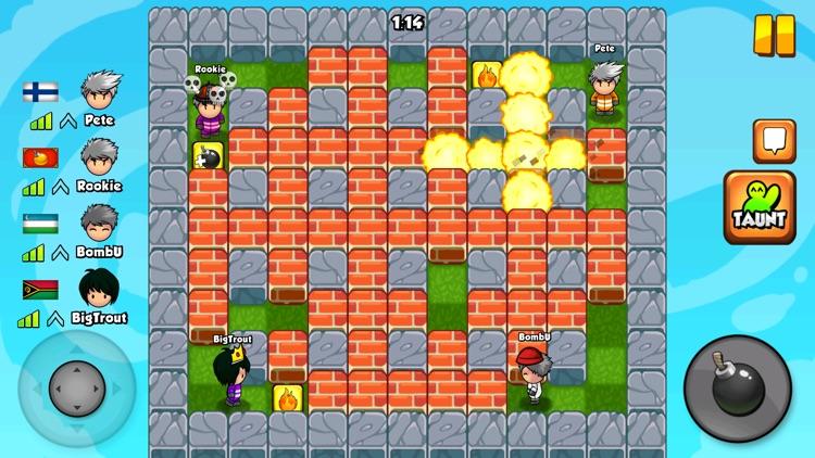 Bomber Friends! screenshot-0