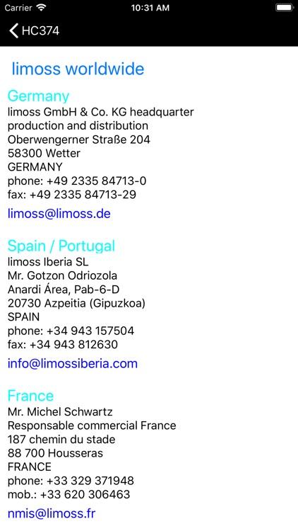 LimossCatalog screenshot-4