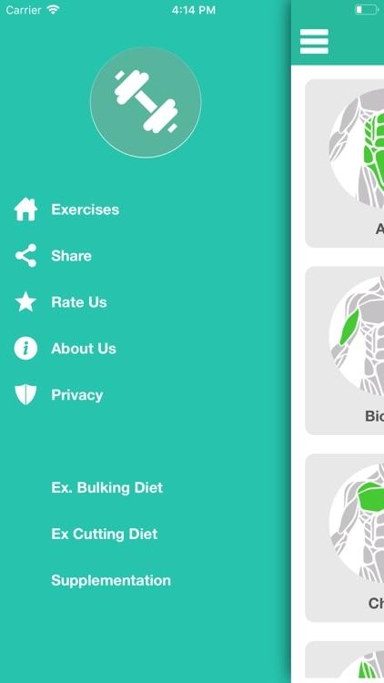 Health Fitness Exercises screenshot-4