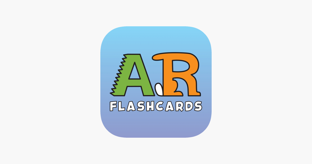 AR Flashcards-Alphabet & More on the App Store