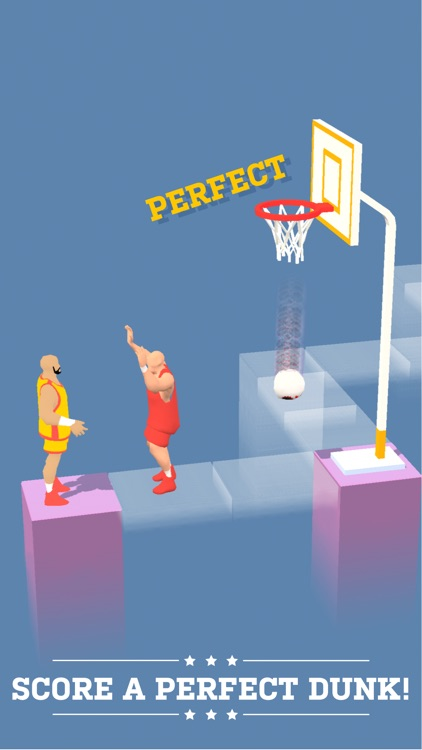 Perfect Dunk 3D screenshot-1