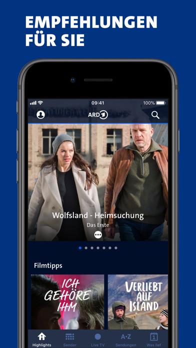 messages.download ARD Mediathek software