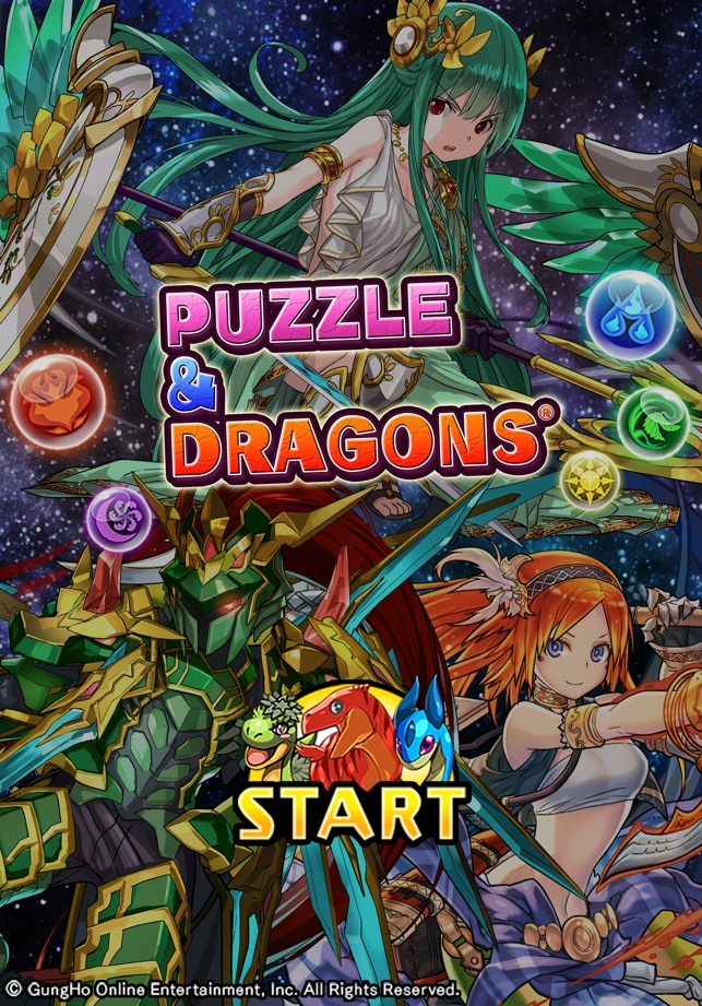 Puzzle & Dragons (English) on the App Store
