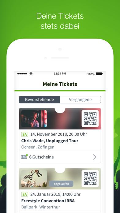 Eventfrog screenshot two