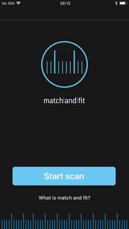 match and fit