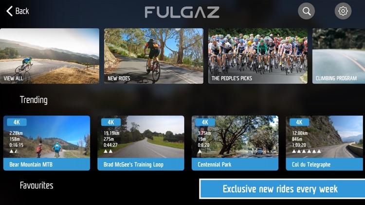 FulGaz Video Cycling App screenshot-3