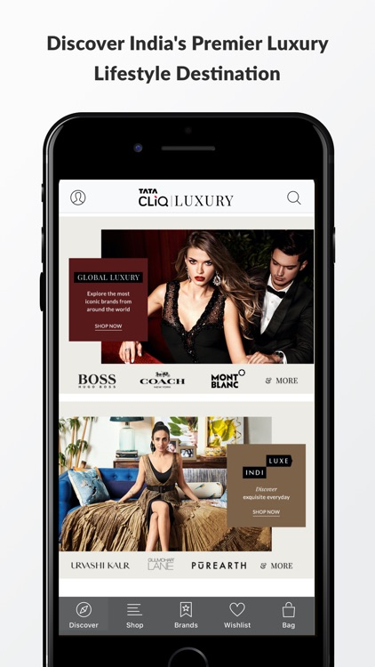 Tata CLiQ Luxury screenshot-0