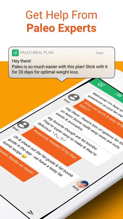 Paleo Diet Meal Plan & Recipes screenshot-4