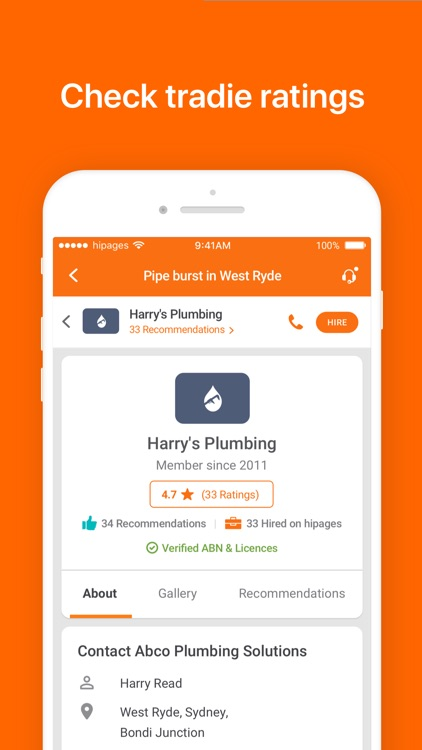 hipages - hire a tradie screenshot-5