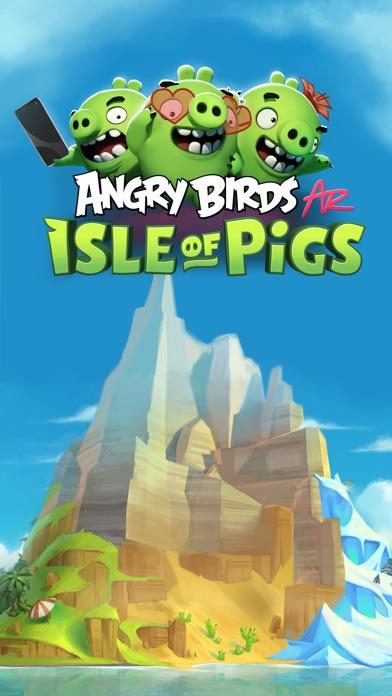 Angry Birds AR: Isle of Pigs screenshot 6