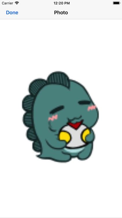 Dynamic cute little monster screenshot-4