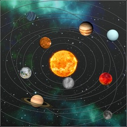The Solar System - Solar View