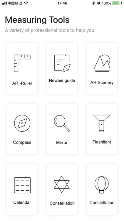 AR ruler & Easy measure tools