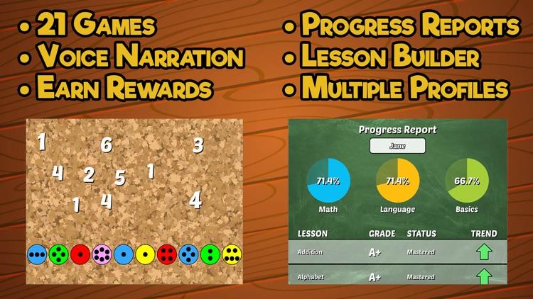 Preschool & Kindergarten (SE) screenshot-4