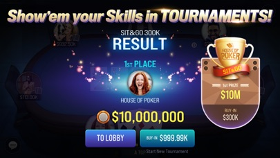 Texas Holdem : House of Poker screenshot 2