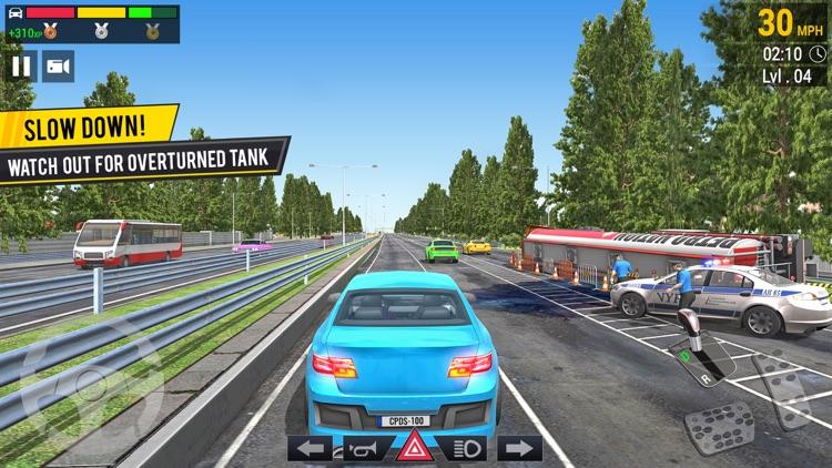 Car Parking - Driving School screenshot-8
