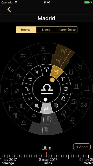 Screenshot for Fases de la Luna in Peru App Store