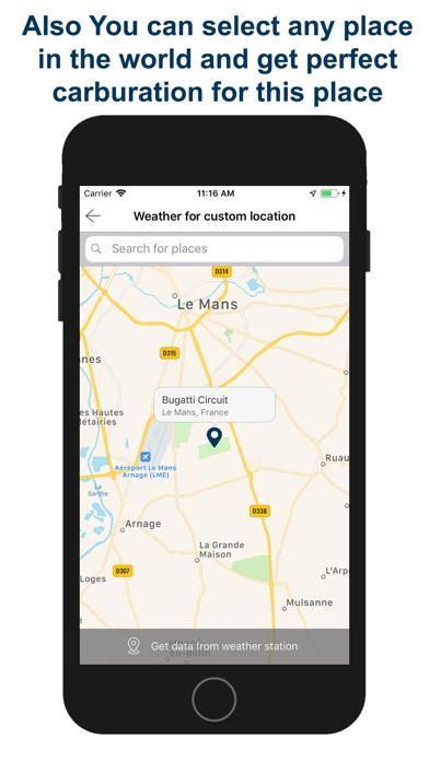 Screenshot for Jetting Rotax Max EVO Kart in United States App Store