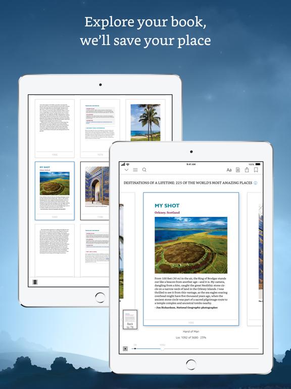 Amazon Kindle iPad