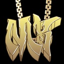 Memoji Bling Gold Chain Graffi