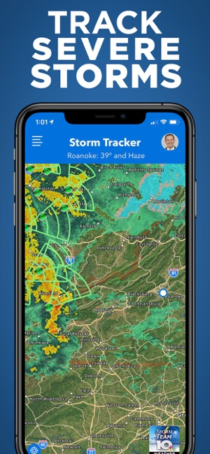 WSLS 10 Weather on the App Store