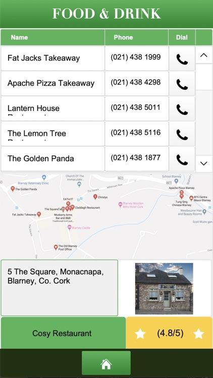 Conquer: Blarney Tourist App screenshot-3