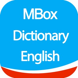 MBox Dictionary English